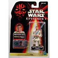 Star Wars Episode I: The Phantom Menace Obi-Wan Kenobi (Jedi Duel) Action Figure 3.75 Inches