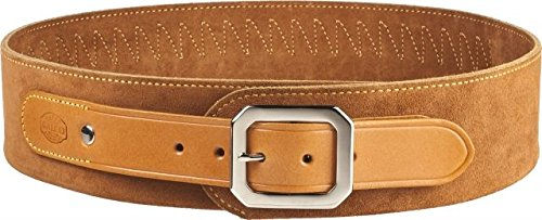 Galco Model 1880s Cartridge Belt 38/357, Ambidextrous, Tan, Size 36in by Galco