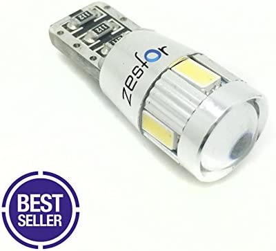 Zesfor® Bombilla LED t10 Chipset Can Bus - Tipo 50: Amazon.es ...