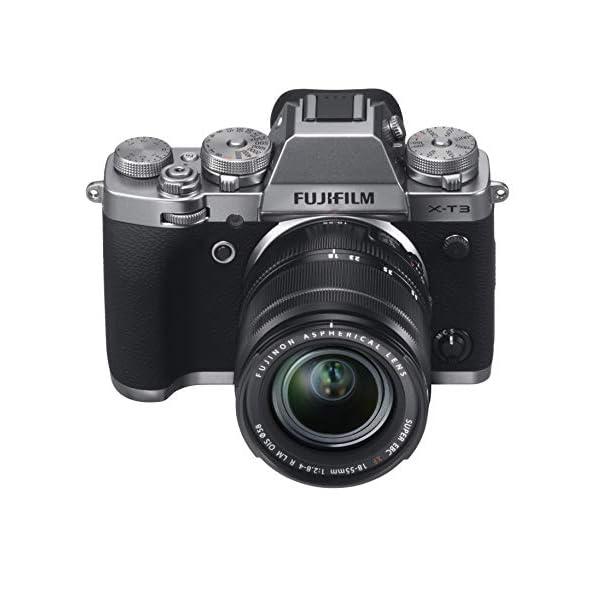 RetinaPix Fujifilm X-T3 Mirrorless Digital Camera with XF 18-55 mm F2.8-4 R LM OIS Lens kit