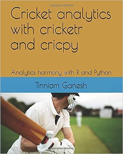 Cricket analytics with cricketr and cricpy: Analytics