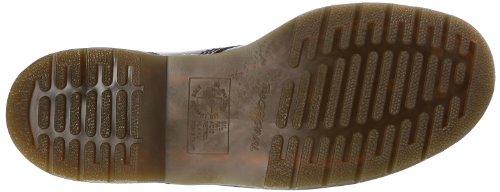 Chiusura Nero Unisex Adulto Martens Smooth Stivali Senza 1460 Dr XW1BR8SX