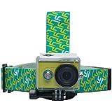 YI Fascia da Testa per YI Action Camera Compatibile con Gopro Hero