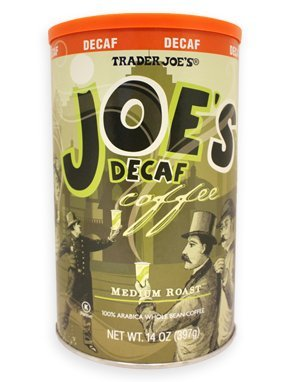 Trader Joes DECAF Medium Roast