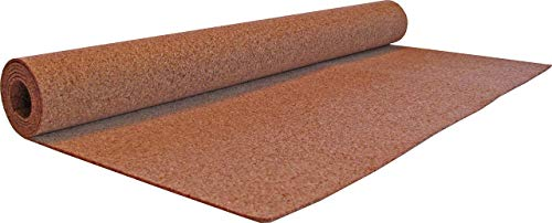 Flipside Products 38000 Cork Roll, 3 mm, 4' High