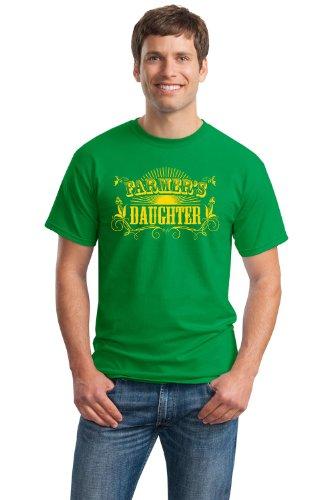 FARMER'S DAUGHTER Unisex T-shirt / Funny 4H Farming Humor Farm Tee