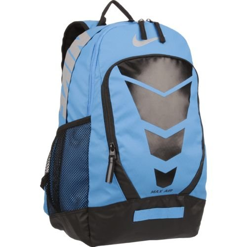 ea1af0a39fc2 Nike mens MAX AIR VAPOR Backpack LARGE BA4883-400 - BLUE  LAGOON BLACK METALLIC SILVER - Buy Online in KSA. Sports Apparel products  in Saudi Arabia.