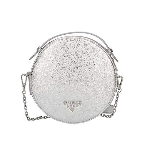 hombro GUESS Silver Plateado Mujer Yo y de Shoppers Sil bolsos Yo rrq7zYw