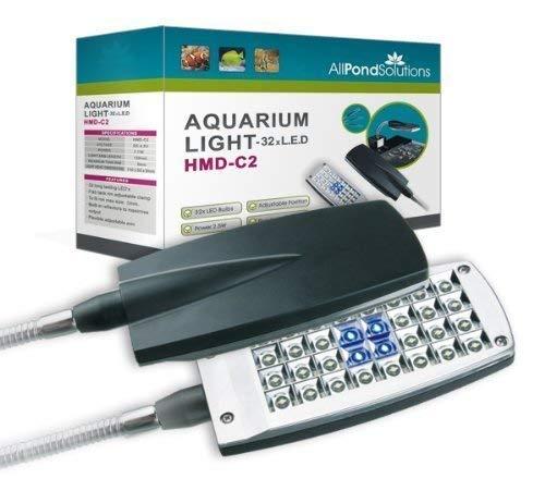 All Pond Solutions Nano 32 LED's Aquarium Lighting