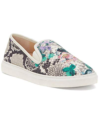 Vince Camuto Women's Becker Sneaker, Multi Violet, 9.5 Medium US from Vince Camuto