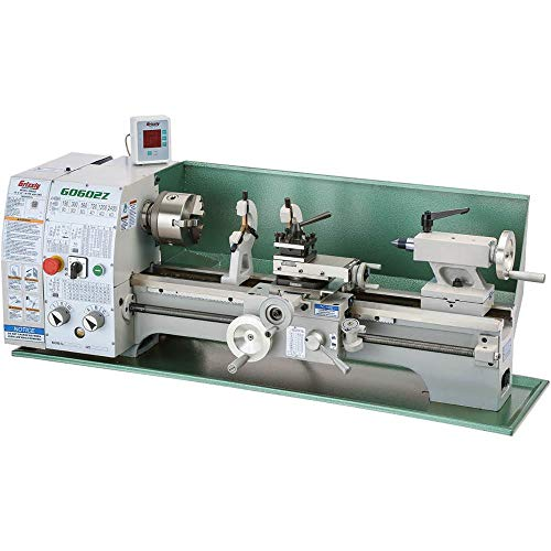 1034; x 2234; Benchtop Metal Lathe with DRO - Grizzly G0602Z