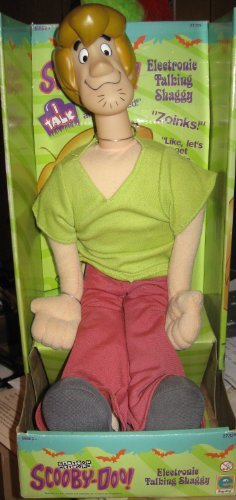 Talking Shaggy Plush Doll : from Scooby Doo]()