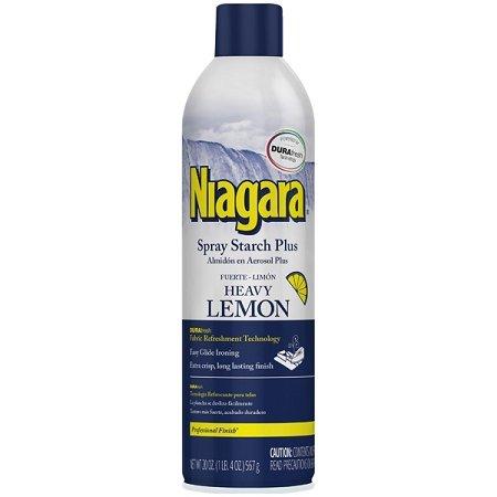 グランドセール Niagara oz HeavyレモンStarch 20 oz Niagara 12パック 20 B06XC69H3L, イトグン:63dde207 --- egreensolutions.ca