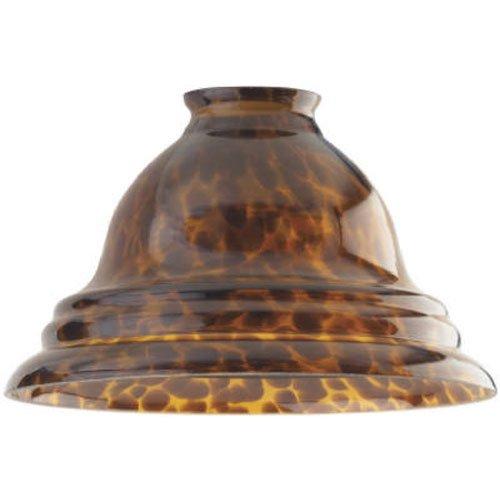 (WESTINGHOUSE Lighting 81375 5-1/4-Inch Tortoise Glass Shade)