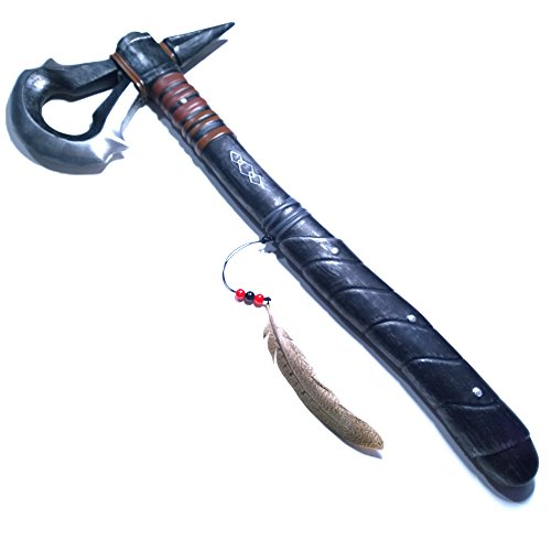 Foam Latex Weapons - Officialy Licensed Assassin's Creed Soft Latex Replica Weapon for Cosplay and LARP (Assasin's Creed Foam Axe)