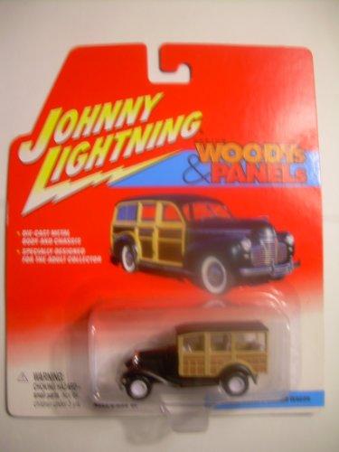 Johnny White Lightning Woody & Panels 1931 Ford Model a Stat