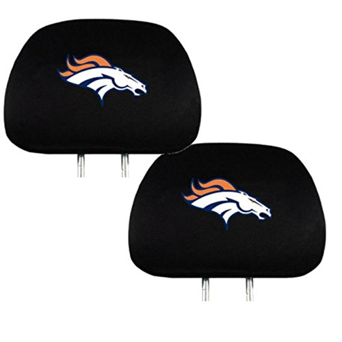 Official National Football League Fan Shop Authentic Headrest Cover (Denver - Shops Denver