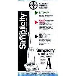 Simplicty Microstatic Ultrafiltration BioClear Vac