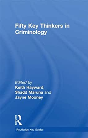 two key thinkers in criminology and their ideologies Criminology is a study of crime compare 2 key thinkers and their competing this essay will be comparing the competing ideologies of two key thinkers in.