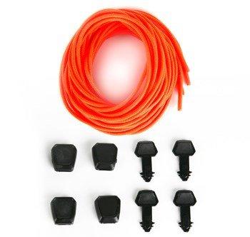 Ronix Lace Lace Kit - Orange - Set of Four