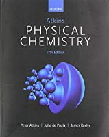 Atkins' Physical Chemistry, 11th Edition Front Cover