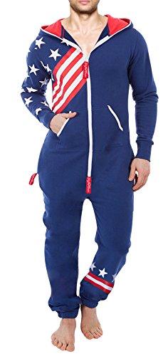 mens onesie america - 5