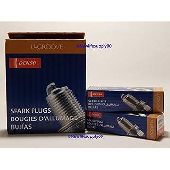 6 PCS *NEW* -- DENSO #3192 -- U-GROOVE - Standard Spark Plugs -- K22PR-U11