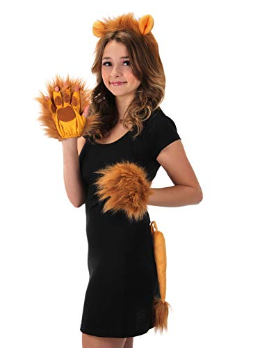 elope Mini Lion Costume Bundle for Adults & -