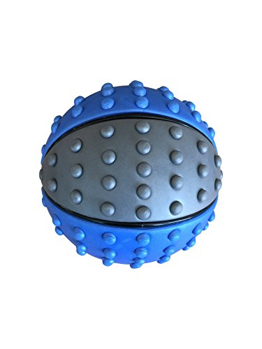 NewCell Massage and Therapy Foam Roller Ball (Round, 6 Inches)