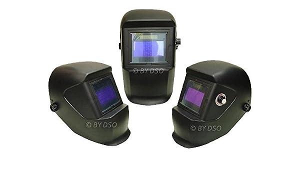 BERGEN LCD funciona con energía Solar de seguridad para soldar automático careta de seguridad para filtro aprobado por la CE: Amazon.es: Bricolaje y ...