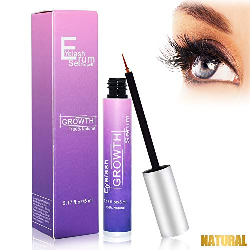 Eyelash Growth Serum LINTEC 100% Natural Brow Lash (Best Lash Growth Product)
