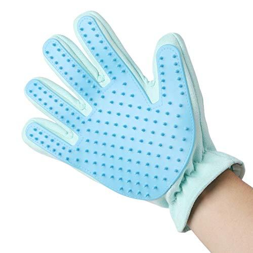 Patgoal Cat Glove Hair Brush Silicone Bath Brush Massage for