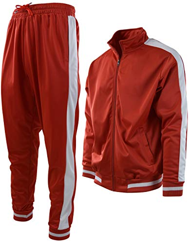 Mens Athletic 2 Piece