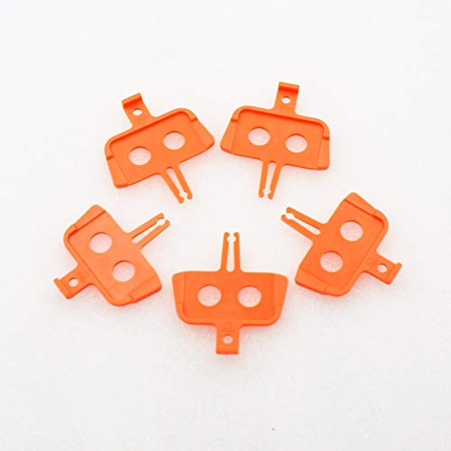 - Graven Hydraulic Disc Brake Pads Spacer, Instert Disc Brake Pads, 5 Pcs Per Order. Red Color Shimano, Tektro Other Bands