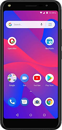 BLU Studio View - 5.5'' HD Unlocked Smartphone -16GB+1GB RAM- Black by BLU (Image #7)