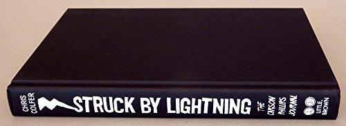 Struck By Lightning: The Carson Phillips Journal by Chris Colfer (Nov 20 2012)