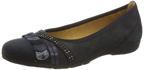 Shoes Gabor 16 Nightblue Ocean para Azul Fashion Mujer Bailarinas TSxqdwrS