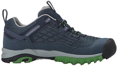 Online Saltzman Hiking WP Keen Blues Lime Dress Shoe Men's 0Zfwng