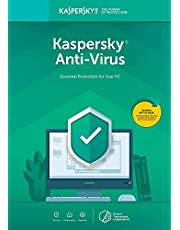 Kaspersky Antivirus 2021 1 PC 2 años Tarjeta de Activacion a domicilio