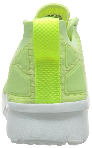 Adidas Jaune Zx Femme Adv Verve Flux 40 Baskets Eu Basses rarHwqT
