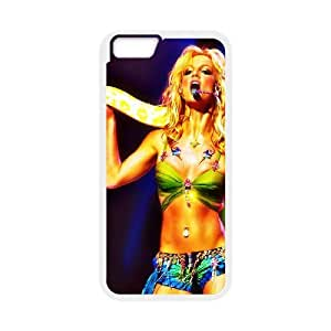 """HXYHTY Cover Shell Phone Case Britney Spears For iPhone 6 Plus (5.5"""")"""