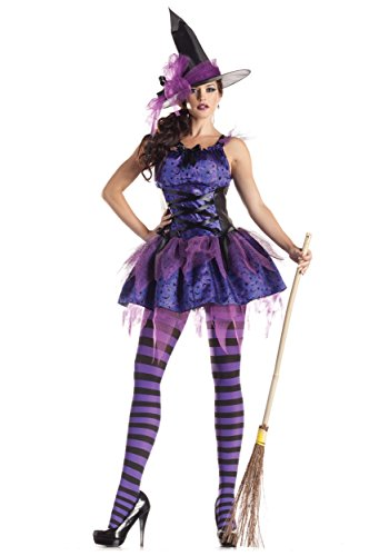 Starry Night Witch Costumes - Starry Night Witch Costume - Large