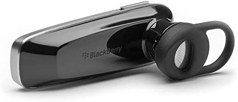 Amazon Com Blackberry Hs700 Wireless Bluetooth Headset Retail Packaging Black