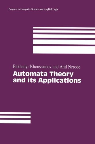 Download Automata Theory and its Applications Pdf