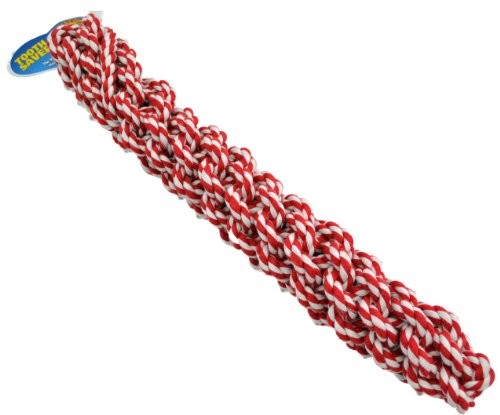 Amazing Pet Products Retriever Rope Dog Toy, 16-Inch, Red ()