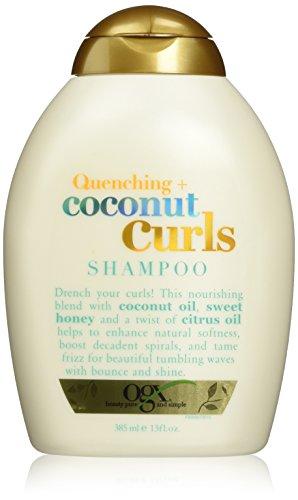 OGX Shampoo, Twisted Coconut, 13 fl oz
