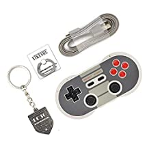 YIKESHU N30 Pro Wireless Bluetooth Controller Replacement for 8Bitdo Game pad Dual Classic Joystick for Switch/Android/Gamepad PC/Mac
