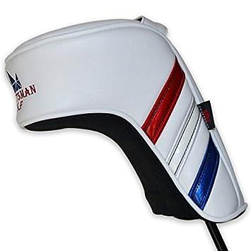 Artesano Golf América Shield para cabeza de palo de golf ...