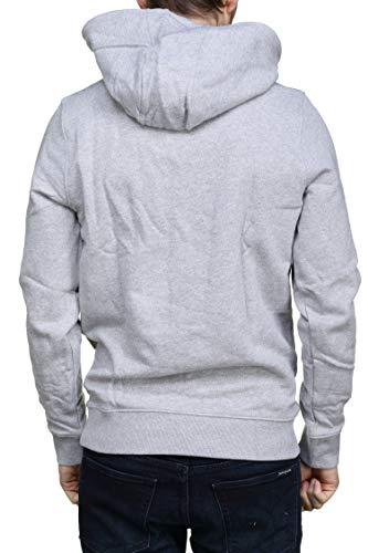 Jeans Hoodie Tommy À nbsp;capuche Tjm Sweat Gris Homme Essential Graphic qRwd64wx