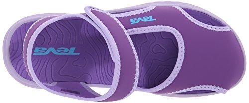 Kid Lavender Little Deep Tidepool Sport Lavender Sandal Kid Big Toddler Teva vxX1qITv
